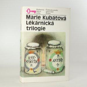 náhled knihy - Lékárnická trilogie