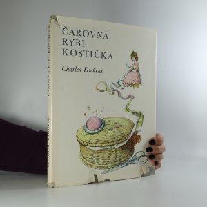 náhled knihy - Čarovná rybí kostička