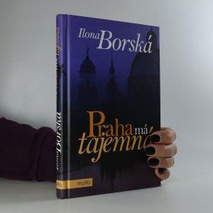 náhled knihy - Praha má tajemná