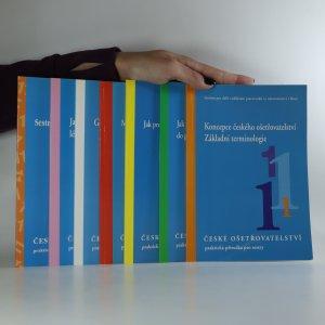 náhled knihy - České ošetřovatelství. Praktická příručka pro sestry. (nekompletní, viz foto, viz poznámka)
