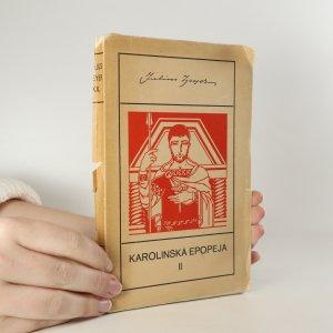 náhled knihy - Karolinská epopeja II.