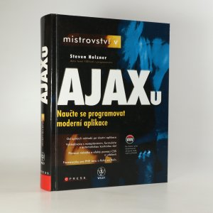 náhled knihy - Mistrovství v AJAXu