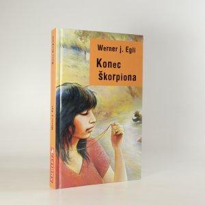 náhled knihy - Konec škorpiona