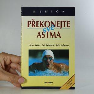 náhled knihy - Překonejte své astma