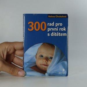náhled knihy - 300 rad pro první rok s dítětem