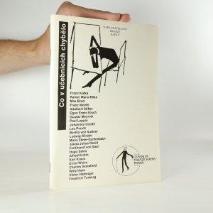 náhled knihy - Co v učebnicích chybělo