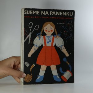 náhled knihy - Šijeme na panenku