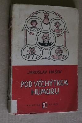 náhled knihy - Pod věchýtkem humoru