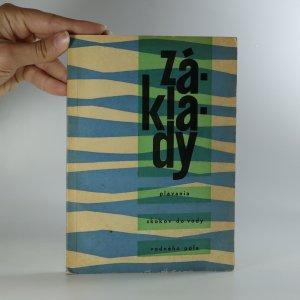 náhled knihy - Základy plávania, skokov do vody, vodného póla