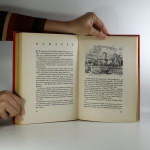 antikvární kniha Pověsti slovenských hradů a zámků. 1.-2. díl. (2 svazky)., 1939