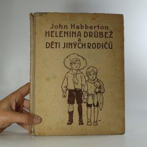 náhled knihy - Helenina drůbež. Děti jiných rodičů