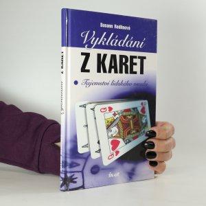 náhled knihy - Vykládání z karet. Tajemství lidského osudu