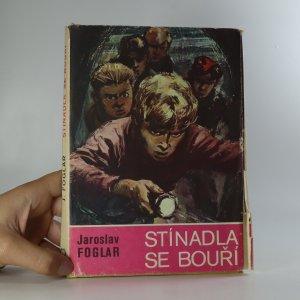 náhled knihy - Stínadla se bouří