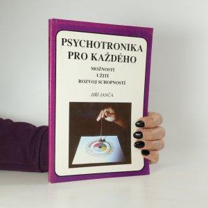 náhled knihy - Psychotronika pro každého