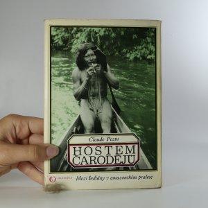 náhled knihy - Hostem čarodějů