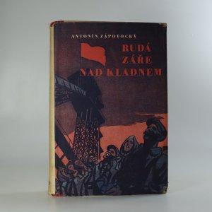 náhled knihy - Rudá žáře nad Kladnem