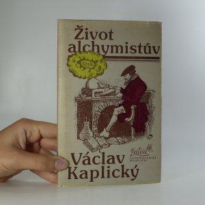náhled knihy - Život alchymistův