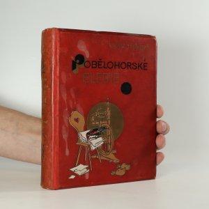 náhled knihy - Pobělohorské elegie