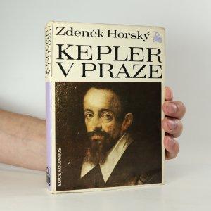náhled knihy - Kepler v Praze