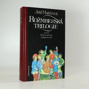 náhled knihy - Rožmberská trilogie