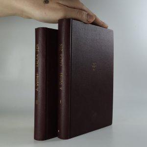 náhled knihy - Válka žen. 1. a 2. díl, komplet.