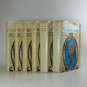 náhled knihy - Paměti lékařovy (8 dílů v šesti svazcích)