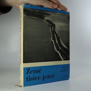 náhled knihy - Země tisíce jezer
