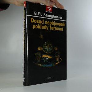 náhled knihy - Dosud neobjevené poklady faraonů