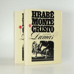 náhled knihy - Hrabě Monte Cristo. 1. - 2. díl. (2 svazky)