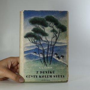 náhled knihy - Z deníků cesty kolem světa