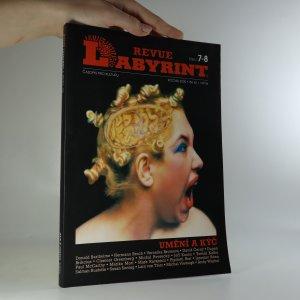 náhled knihy - Revue Labyrint č. 7-8.