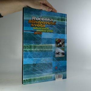 antikvární kniha Ročenka MS silničních motocyklů, 2003