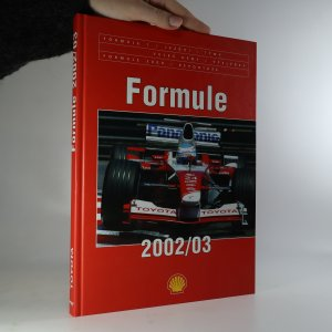 náhled knihy - Formule 2002/2003