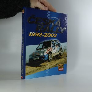 náhled knihy - Česká rallye 1992-2002