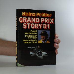 náhled knihy - Grand prix story 81