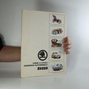 náhled knihy - Vznik a vývoj osobního automobilu Škoda (48 listů v deskách)