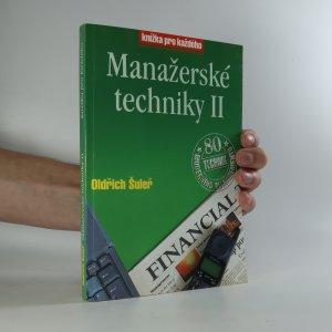 náhled knihy - Manažerské techniky 2