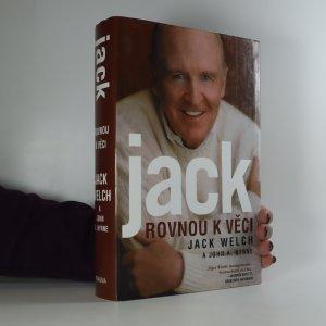 náhled knihy - Jack. Rovnou k věci