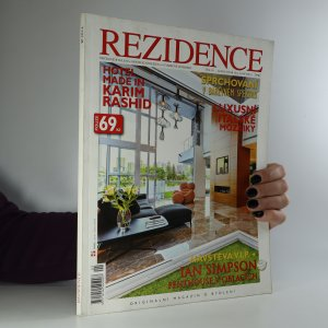 náhled knihy - Rezidence č. 1. Leden/únor 2014. Ročník 11