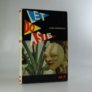 náhled knihy - Let do Asie