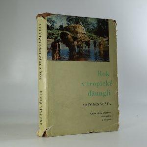 náhled knihy - Rok v tropické džungli