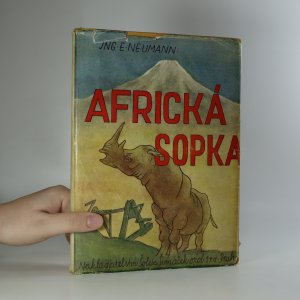 náhled knihy - Africká sopka