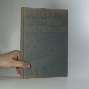 náhled knihy - Objevy ve čtyřech světadílech