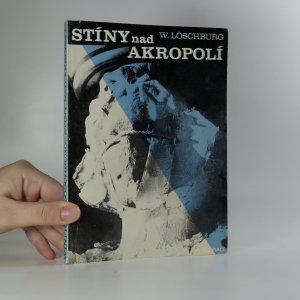 náhled knihy - Stíny nad Akropolí