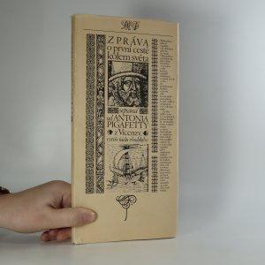 náhled knihy - Zpráva o první cestě kolem světa