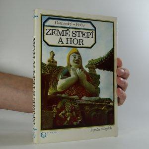 náhled knihy - Země stepí a hor