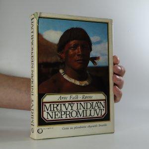 náhled knihy - Mrtvý Indián nepromluví