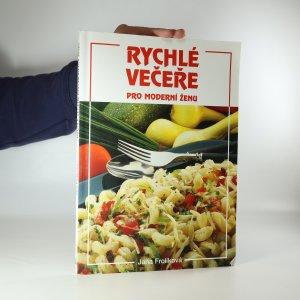 náhled knihy - Rychlé večeře pro moderní ženu