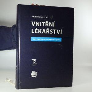 náhled knihy - Vnitřní lékařství