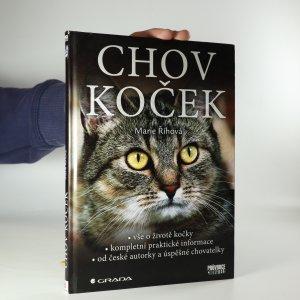 náhled knihy - Chov koček